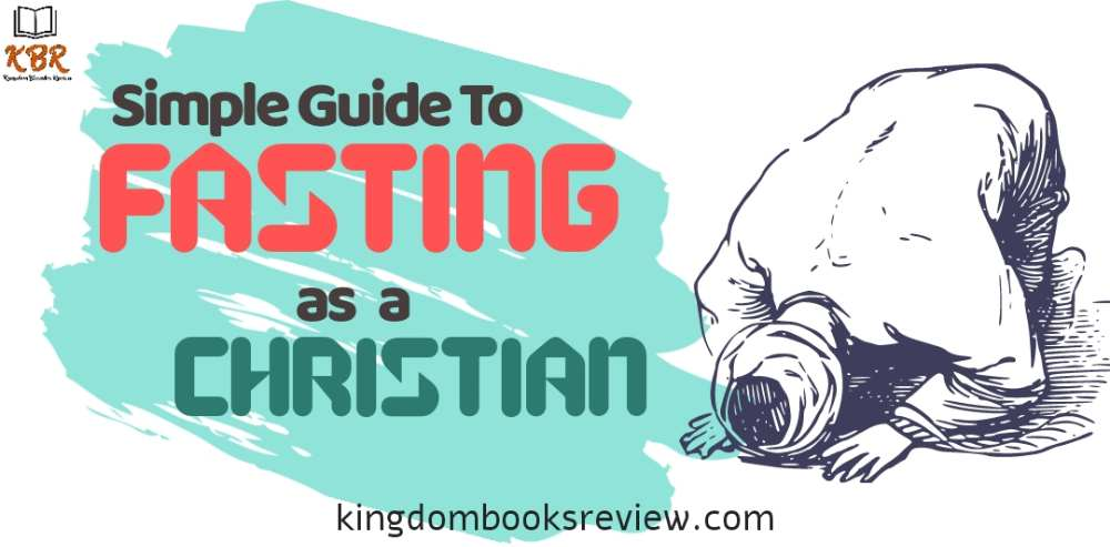 simple guide to fasting as a christian